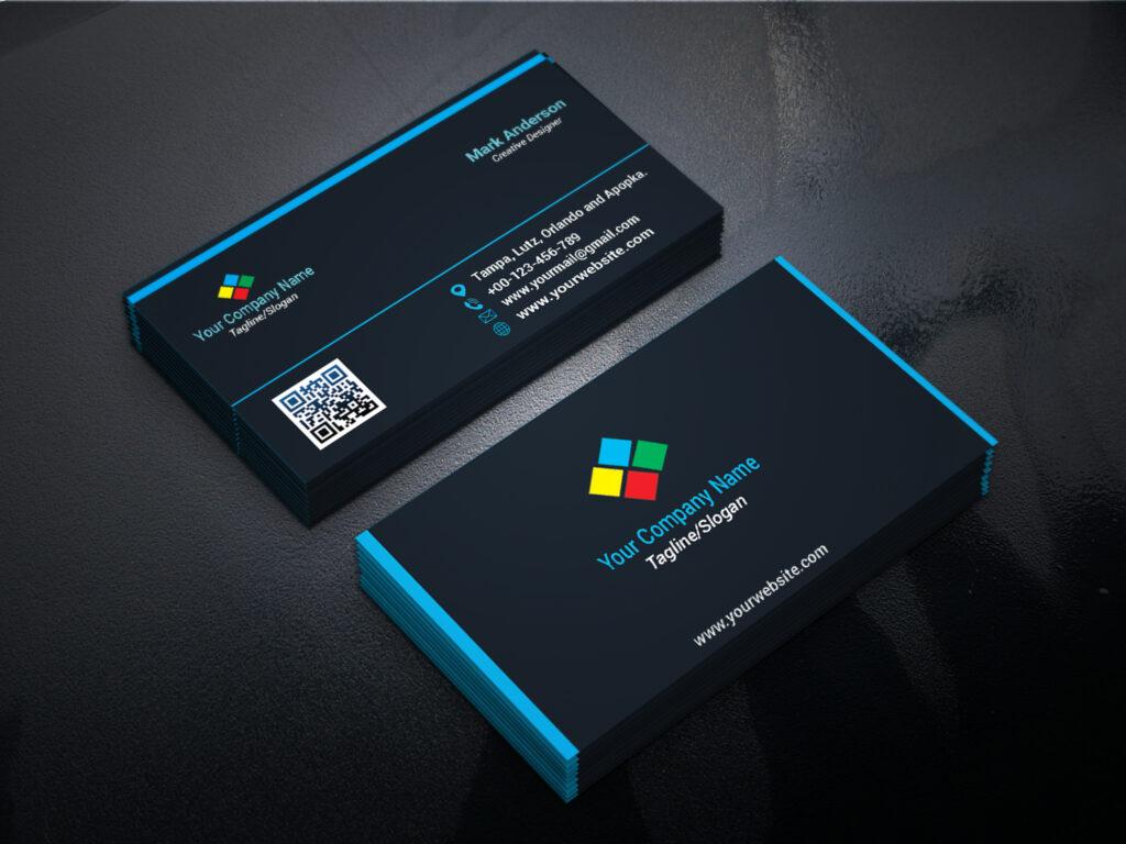 1.3 Business Card for GR Standard