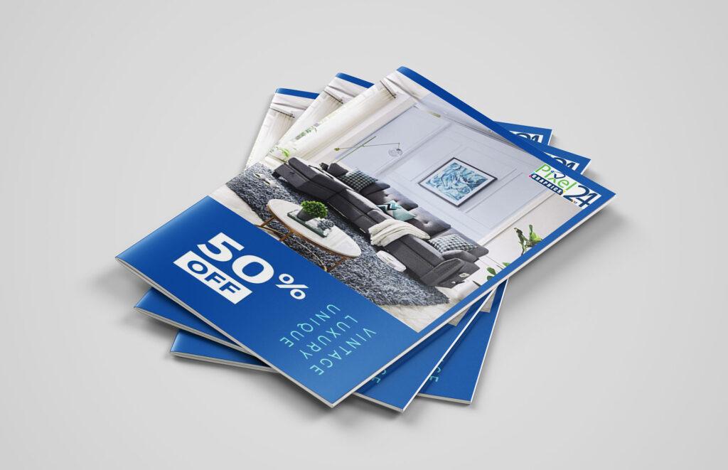 Catalog Design || Graphics Design Services || PixelGraphics ||