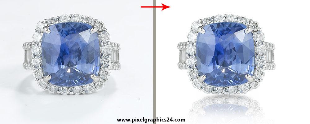Jewelry Retouching Services || Photo Editing Services || Image Editing Services || Remove Background from Image