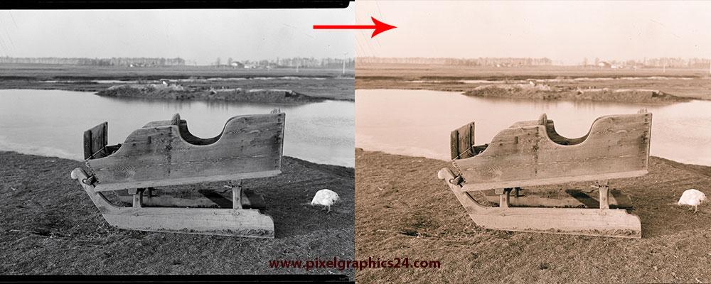 Photo Restoration & Enhancement Services ,Image Restoration Services || Remove Background from Image